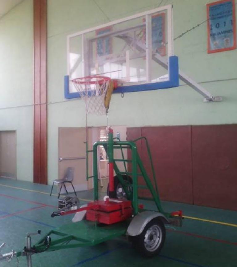 Vérification équipements sportifs
